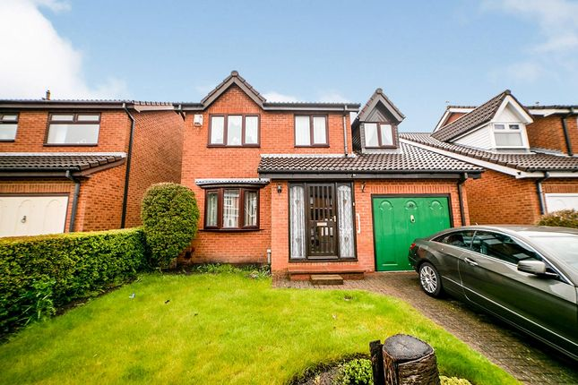 4 bed detached house for sale in Tollerton Drive, Sunderland, Tyne And Wear SR5