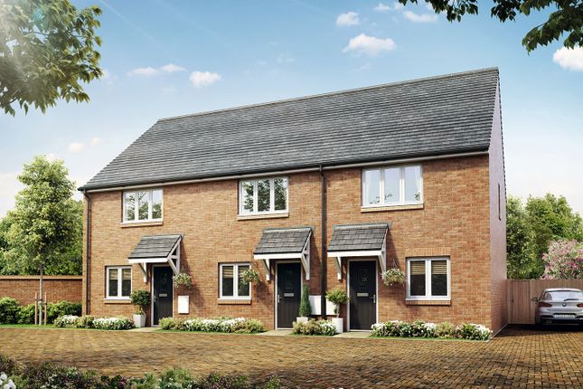 "Thumbnail End terrace house for sale in ""The Hardwick"" at Court Road, Brockworth, Gloucester"