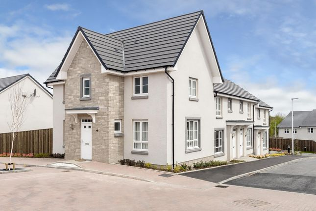 "Thumbnail End terrace house for sale in ""Dunrobin"" at Loirston Road, Cove Bay, Aberdeen"