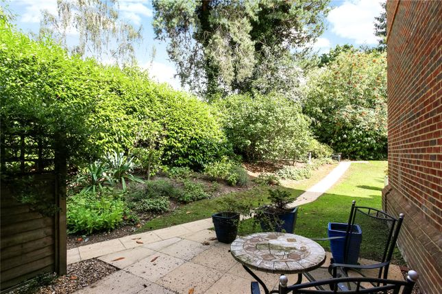 Private Terrace of Grenville Place, 105 Gordon Road, Camberley, Surrey GU15