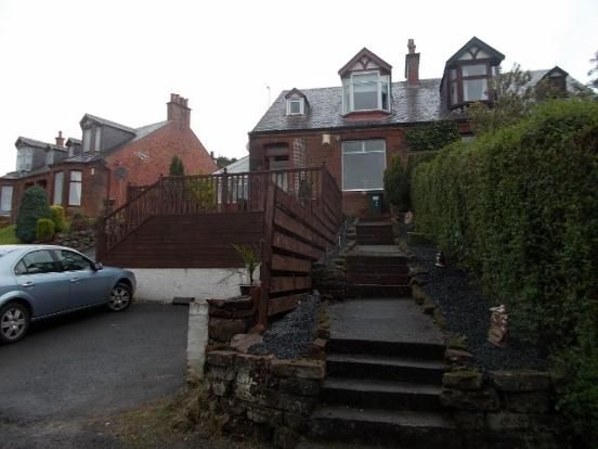 Thumbnail Semi-detached house for sale in Baldies Brae, Darvel