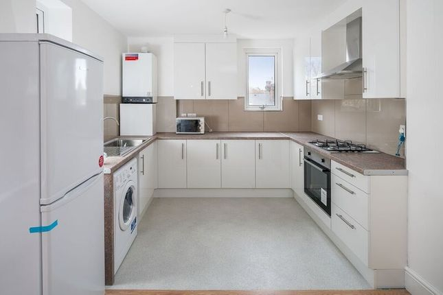 Thumbnail Flat to rent in Mazenod Avenue, London
