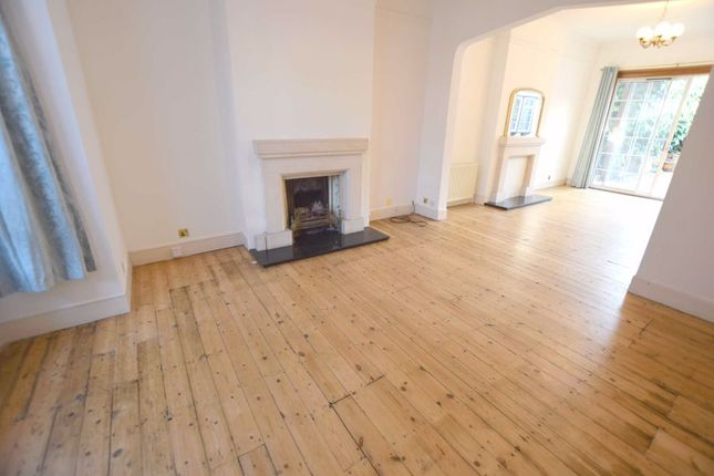 Thumbnail End terrace house to rent in Rosemary Avenue, Finchley, London