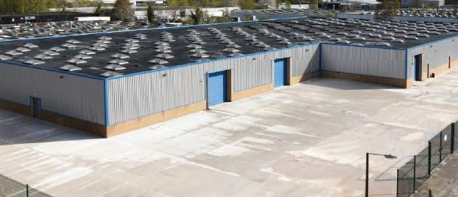 Thumbnail Light industrial to let in Units 55/58, Brindley Road, Astmoor, Runcorn, Cheshire