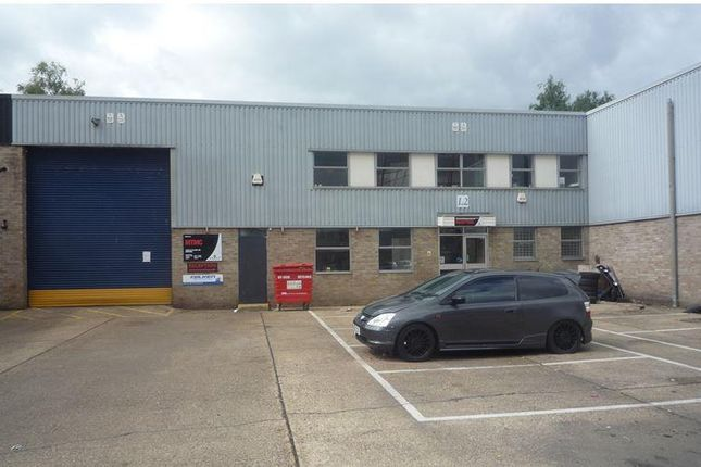 Thumbnail Light industrial to let in Deacon Trading Estate, Morley Road, Tonbridge, Kent