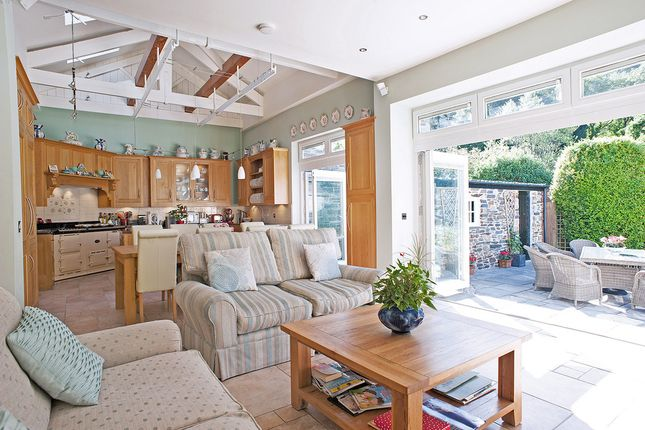 Thumbnail Detached house for sale in Tamerton Foliot, Plymouth