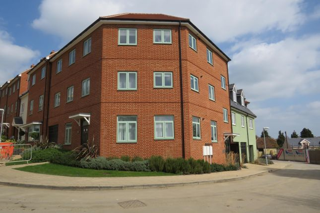 Thumbnail Flat to rent in Sandpit Hill, Main Street, Tingewick, Buckingham