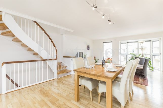 Thumbnail Town house for sale in Royal Court, London