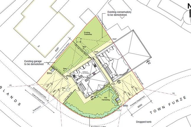 Thumbnail Land for sale in Town Furze, Headington, Oxford