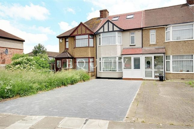 Thumbnail Terraced house to rent in Greenwood Avenue, Enfield