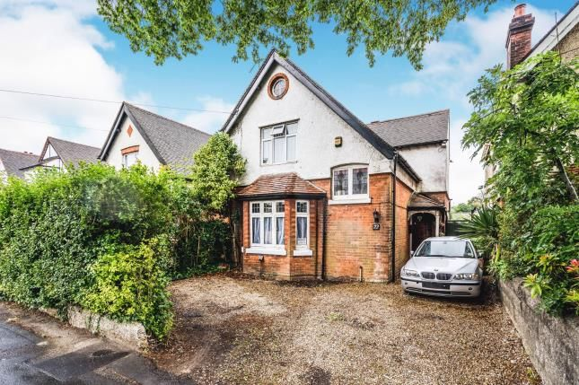 Detached house for sale in Bitterne, Southampton, Hampshire