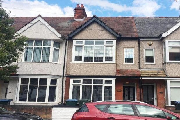 Thumbnail Property to rent in Harefield Road, Coventry