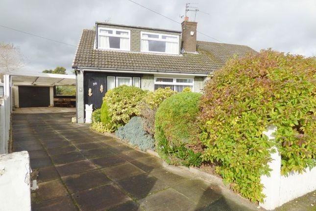 3 bed bungalow for sale in Kenyon Avenue, Penketh, Warrington