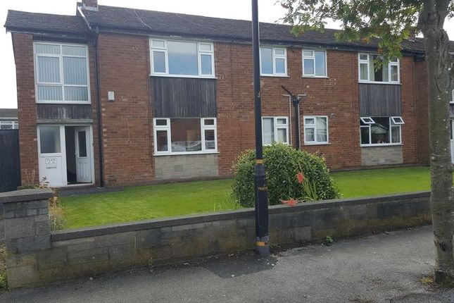 Thumbnail Flat to rent in Woodhouse Road, Urmston, Manchester