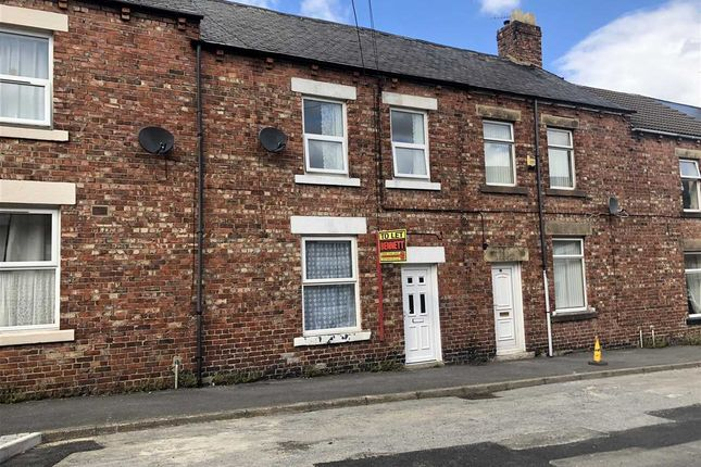 Thumbnail Terraced house to rent in Poplar Street, South Moor, Stanley