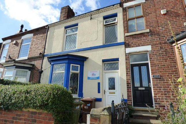 Thumbnail Terraced house for sale in Leeds Road, Wakefield