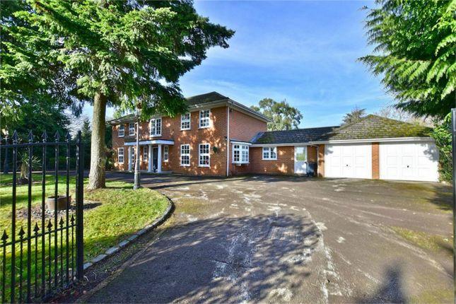 Thumbnail Detached house for sale in Duffield Park, Stoke Poges, Buckinghamshire