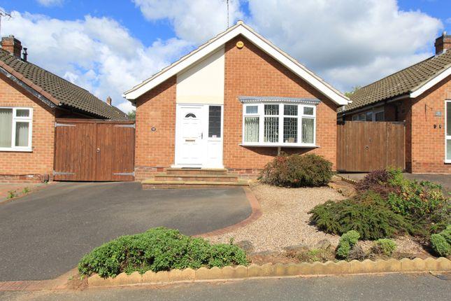 Thumbnail Detached bungalow for sale in Westerlands, Stapleford, Nottingham
