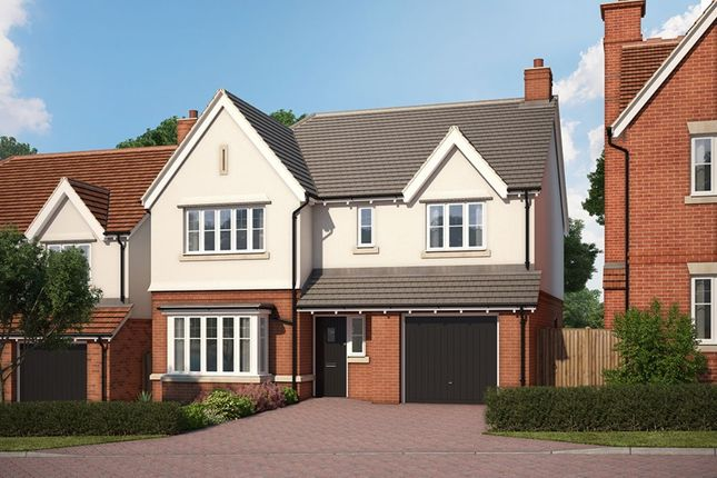 Thumbnail Detached house for sale in Western Road, Hagley, Stourbridge