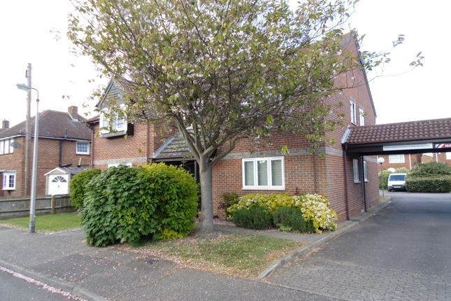 Thumbnail Flat for sale in Wickham Road, Witham