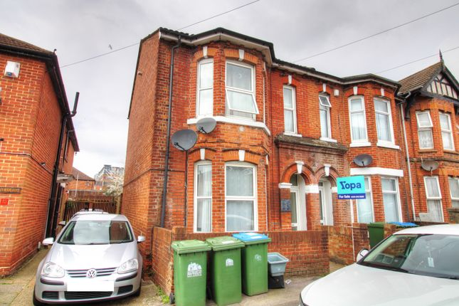 Thumbnail End terrace house for sale in Exmoor Road, Southampton