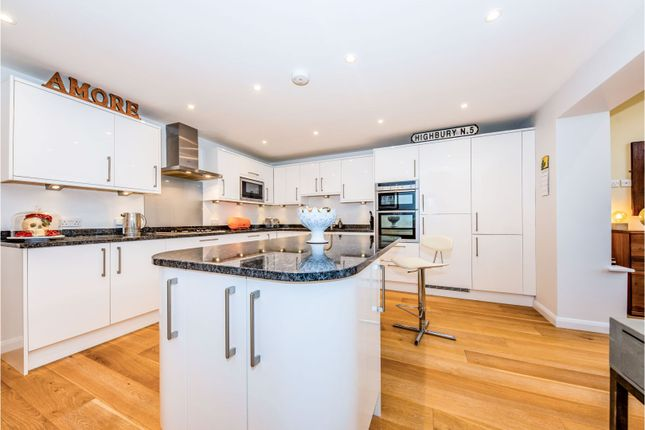 Kitchen of Bryant Mews, Guildford GU4