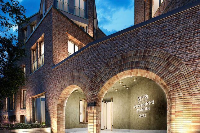 Thumbnail Flat for sale in Fitzjohn's Avenue, London