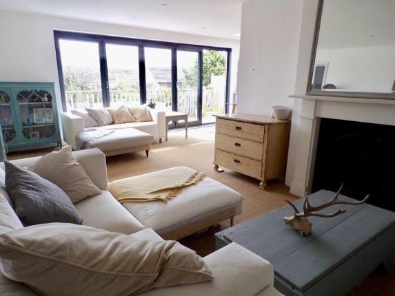 Living Room of Rodmell Avenue, Saltdean, Brighton, East Sussex BN2
