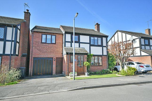 4 bed detached house for sale in Mulcaster Avenue, Grange Park, Swindon SN5