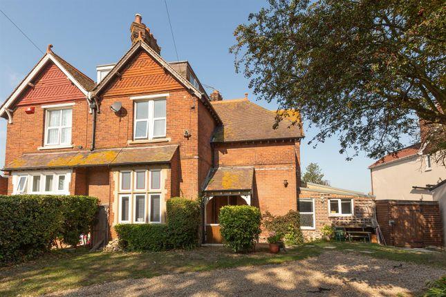 Thumbnail Semi-detached house for sale in Canterbury Road, Birchington