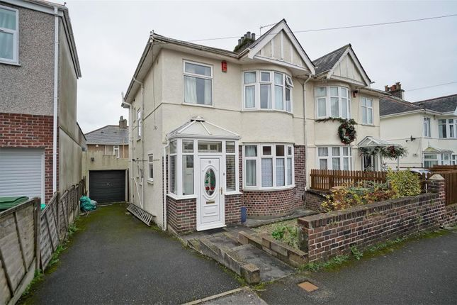 Thumbnail Property to rent in Langhill Road, Peverell, Plymouth
