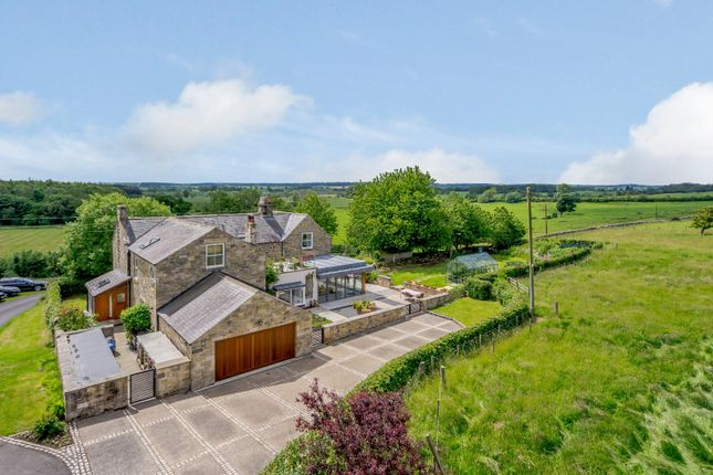 Thumbnail Detached house for sale in Gallowhill, Morpeth, Northumberland