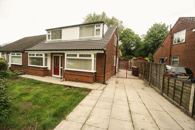 Thumbnail Semi-detached house to rent in Lostock Lane, Lostock, Bolton