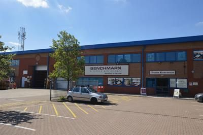 Thumbnail Light industrial to let in Unit 5, 681 Mitcham Road, Croydon, Surrey