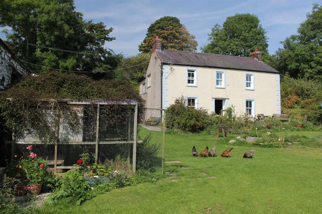 Thumbnail Farm for sale in Llansadwrn, Llanwrda