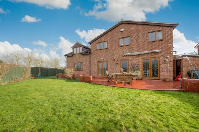 Thumbnail Detached house for sale in St. Crispins Way, Raunds, Wellingborough, Northamptonshire