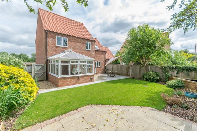 Thumbnail Detached house for sale in Mill Close, Hempton, Fakenham