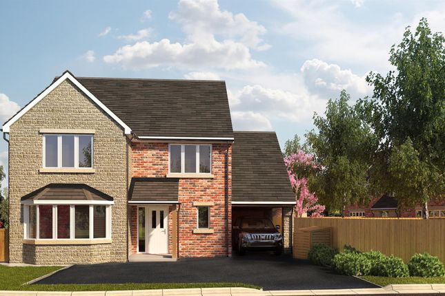 Thumbnail Detached house for sale in Witts Lane, Purton, Swindon