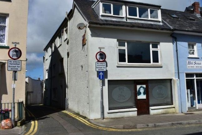 Thumbnail Commercial property to let in Hill Street, Haverfordwest, Dyfed