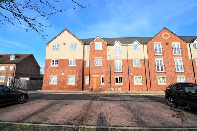Flat for sale in Fir Tree Avenue, Auckley, Doncaster