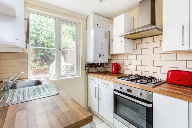 Thumbnail Property to rent in Ebor Cottages, London