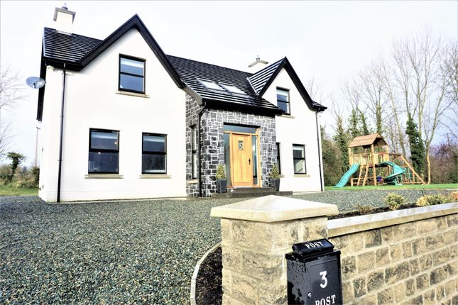 Thumbnail 4 bed detached house for sale in Gortin Road, Coleraine, Ballymoney, Kilrea