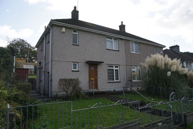 The Property of Careswell Avenue, Plymouth PL2