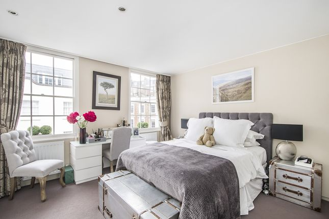 Thumbnail Terraced house to rent in West Warwick Place, London