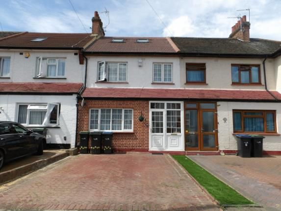 Thumbnail Terraced house for sale in Lodge Close, London