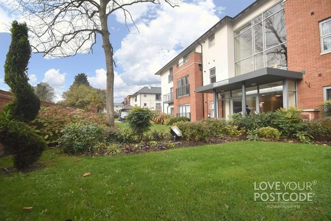 Thumbnail Flat for sale in St. James Court, Highfield Road, Edgbaston, Birmingham
