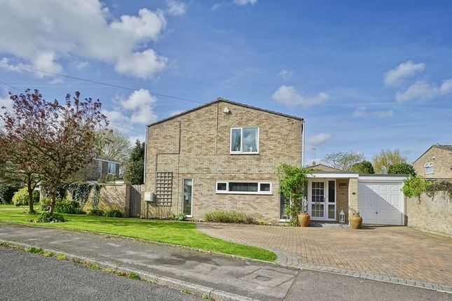 Thumbnail Detached house for sale in Bishops Way, Buckden, St. Neots