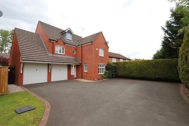 Thumbnail Detached house for sale in Chestnut Drive, Hagley, Stourbridge
