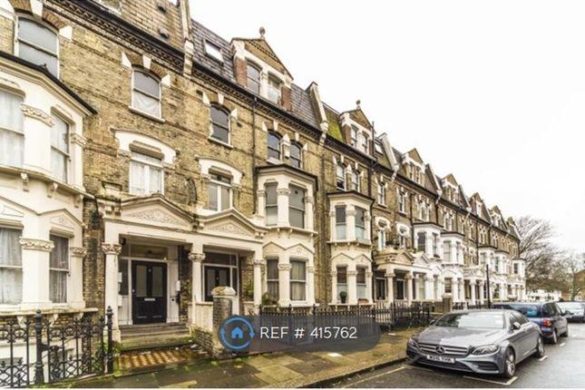 Exterior of Gwendwr Road, London W14