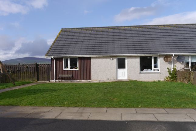 Thumbnail Semi-detached bungalow for sale in Grimsetter Drive, St. Ola, Kirkwall